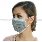 Activated Carbon  Face Mask-4ply