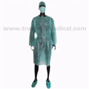 PP+PE Surgical Gown