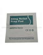 Sting Relief Prep Pad